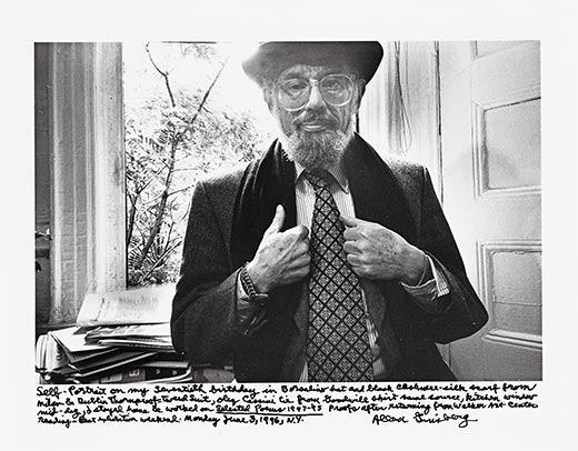 Allen Ginsberg, 1994
