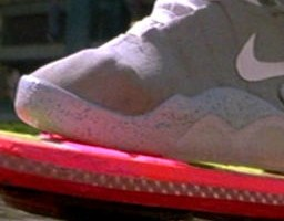 Najki z przyszłości, czyli 10 faktów związanych z butami Marty'ego McFly'a
