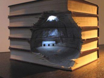 book art artwork sculptures 12