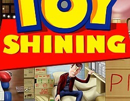 Toy Story + The Shining = Toy Shining