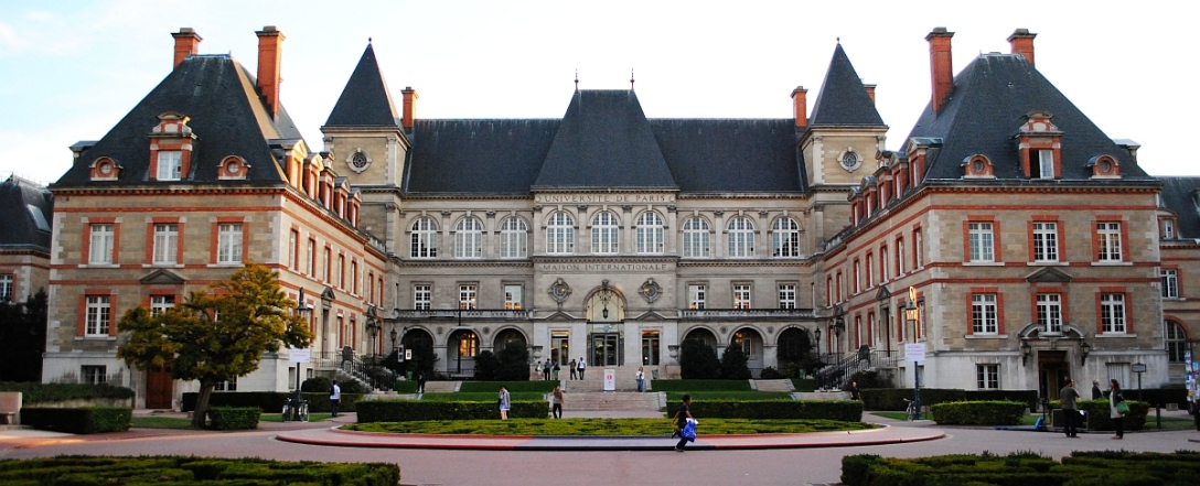Cité internationale universitaire de Paris (fot. Vinicius Pinheiro)