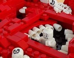 Piekło Dantego w wersji LEGO