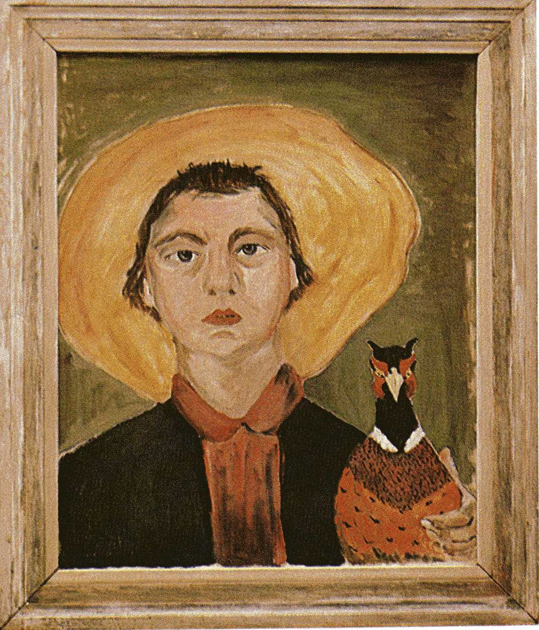 Flannery O'Connor, 1953