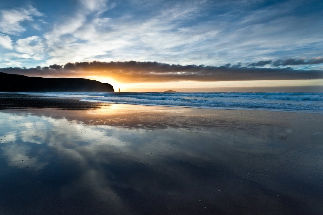 Sandwood Bay. (fot. Remigiusz Latek)