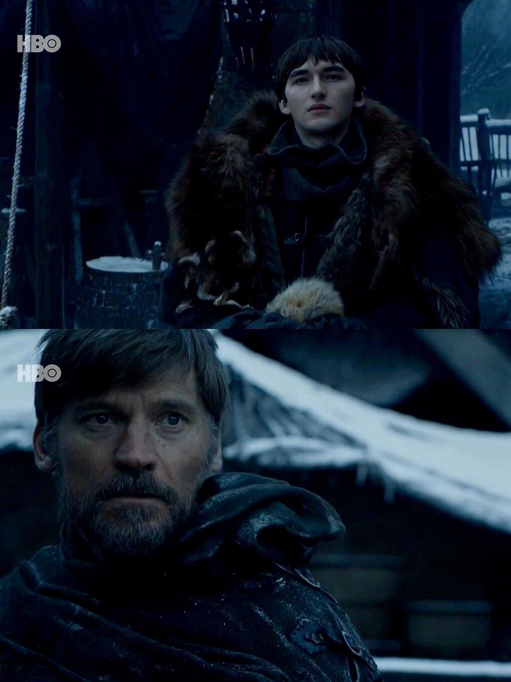Jaime: Popchnąć cię?