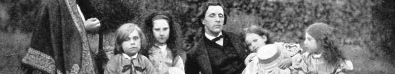 Lewis Carroll lubił dzieci