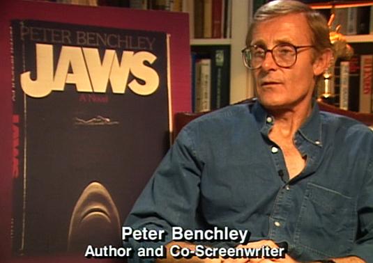 Autor książki i współtwórca scenariusza w czasach, gdy jeszcze nie żałował ich napisania