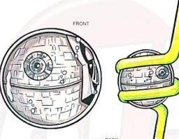 Dojenie gwiezdnej kozy – niewykorzystane pomysły na gadżety ze Star Wars