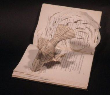 book art artwork sculptures 5