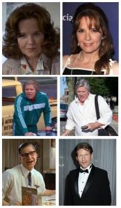 Trzeba przyznać, że matka Marty'ego wygląda zdecydowanie lepiej od swojej wersji nastoletnie i postarzonej. Steve Stifler miałby tutaj coś do powiedzenia