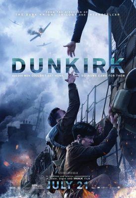 """Dunkirk"", reż. Christopher Nolan"