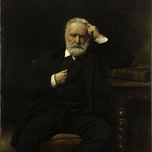 Léon Bonnat (1833-1922). Portrait de Victor Hugo. Huile sur toile, 1879. Paris, Maison de Victor Hugo. © Maisons de Victor Hugo / Roger-Viollet