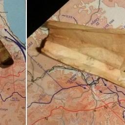 Tajna wiadomość odkryta w łusce naboju z II WŚ odszyfrowana