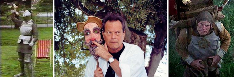 Terry Gilliam z rycerstwem zetknął się niejednokrotnie