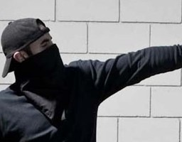 Murale Banksy'ego w wersji ożywionej