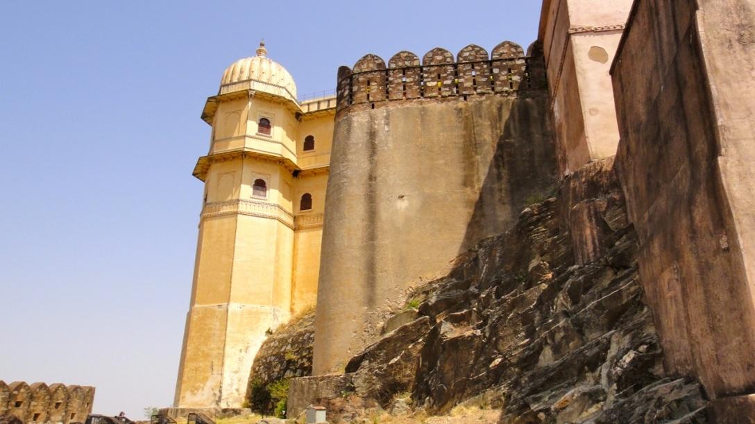Jedna z wież Fortu
