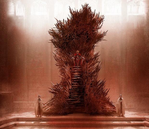 żelazny tron - gra o tron ciekawostki
