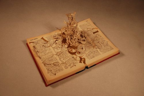 book art artwork sculptures 11