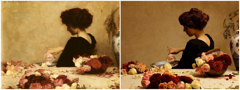 """Pot Pourri"", Herbert James Draper"