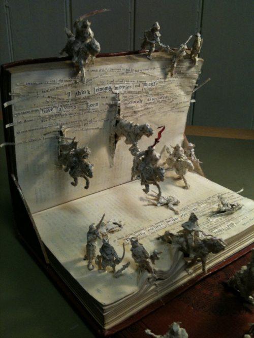 book art artwork sculptures 34