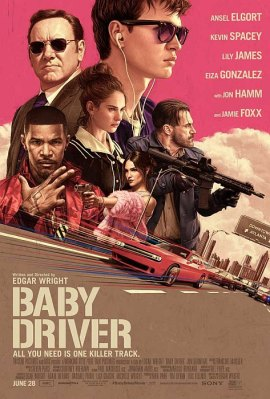 """Baby Driver"", reż. Edgar Wright"