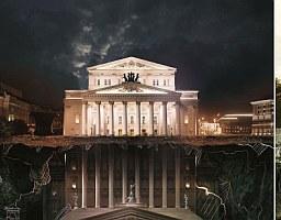 Ciekawe spojrzenie na słynne rosyjskie budynki