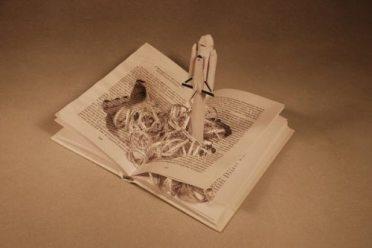 book art artwork sculptures 19