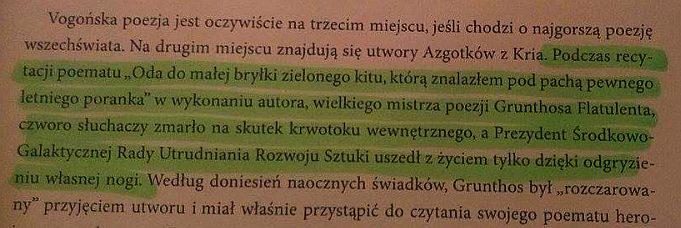 Autostopem przez galaktykę, Douglas Adams