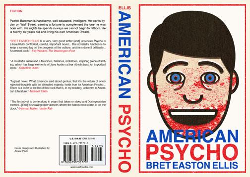 Okładka amerykańskiego wydania