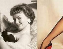 Pin-up Girls – przed i po, czyli Photoshop lat 50.