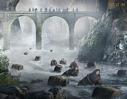 Hobbit wyrusza w niezwykłą podróż w zwiastunie i na plakacie