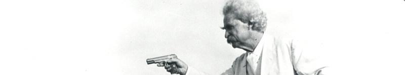 Mark Twain znał się nie tylko na spływach Missisipi