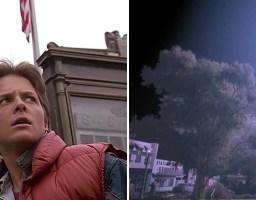 """Gdzieś już to widziałem, czyli wieża zegarowa z """"Powrotu do przyszłości"""" w innych filmach"""
