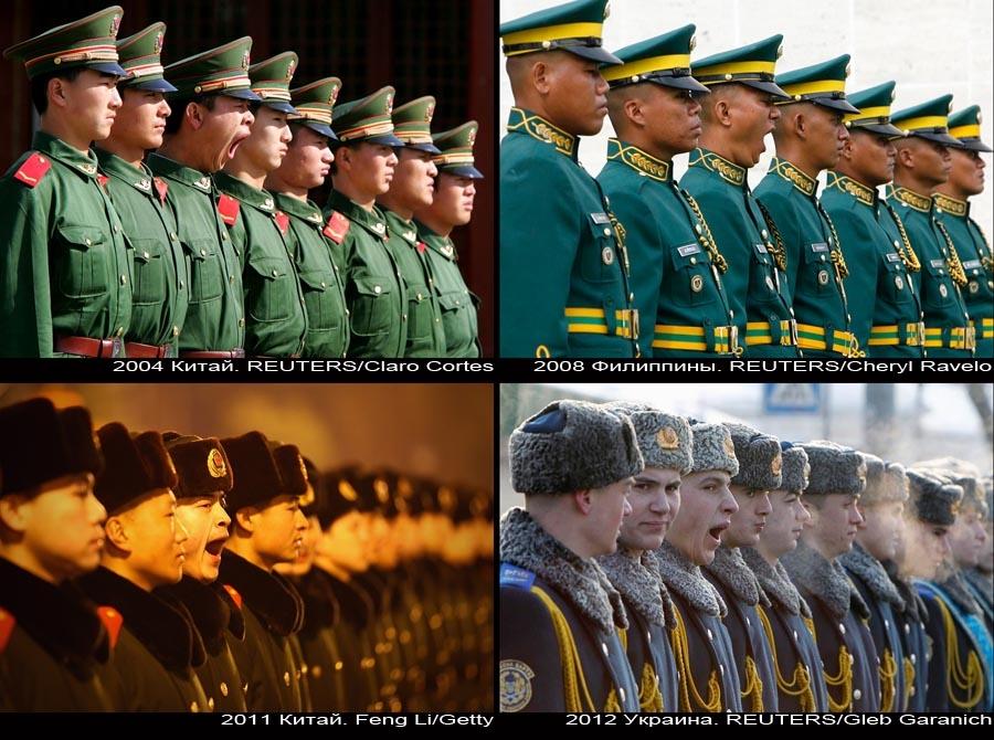 Zdarza się w każdej armii