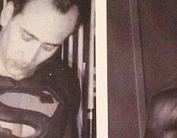 Tak miał wyglądać Superman Tima Burtona