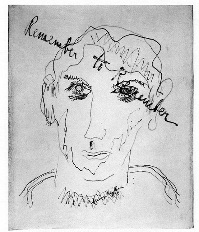 Henry Miller, 1946