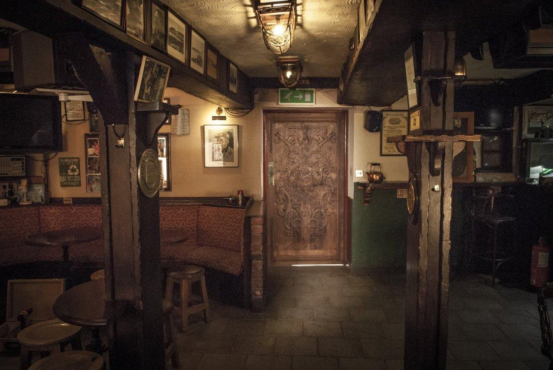 ...którego można znaleźć w Fiddler's Green Pub w County Down.