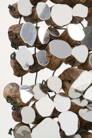 Lee Borthwick, drewno, lustro 3