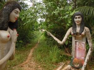 A to przejaw działalności twórczej tajskich artystów.