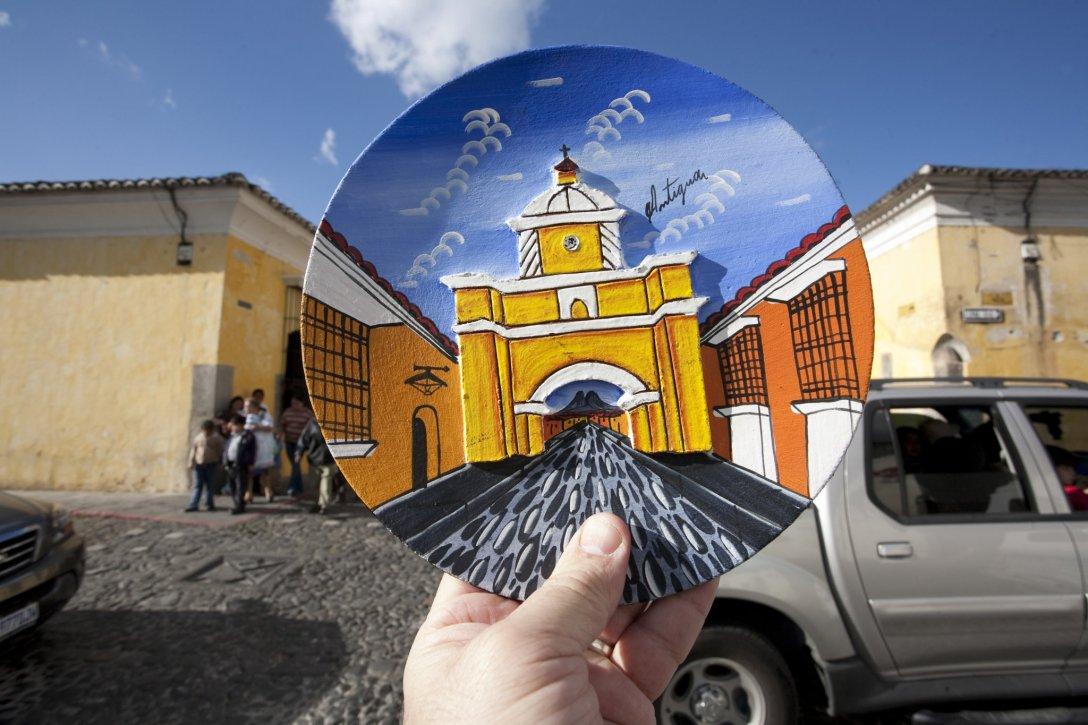 Antigua Guatemala, Gwatemala
