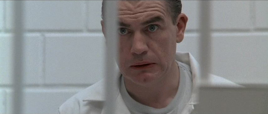 "Hannibal Lecter (Brian Cox) w filmie ""Manhunter"""