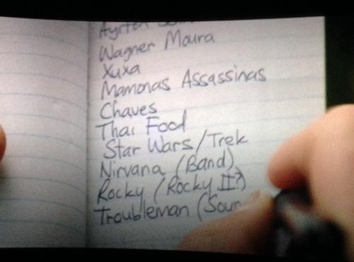 Brazylia: Ayrton Senna (kierowca Formuły 1), Wagner Moura (aktor), Xuxa (brazylijska piosenkarka), Mamonas Assassinas (satyryczna grupa rockowa), Chaves (serial)