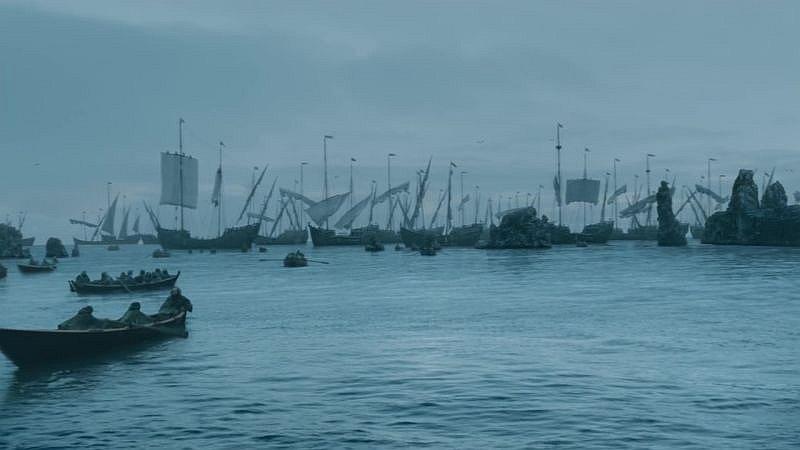 Te większe statki na pewno potrzebowały jakiegoś zakotwiczenia w Hardhome.