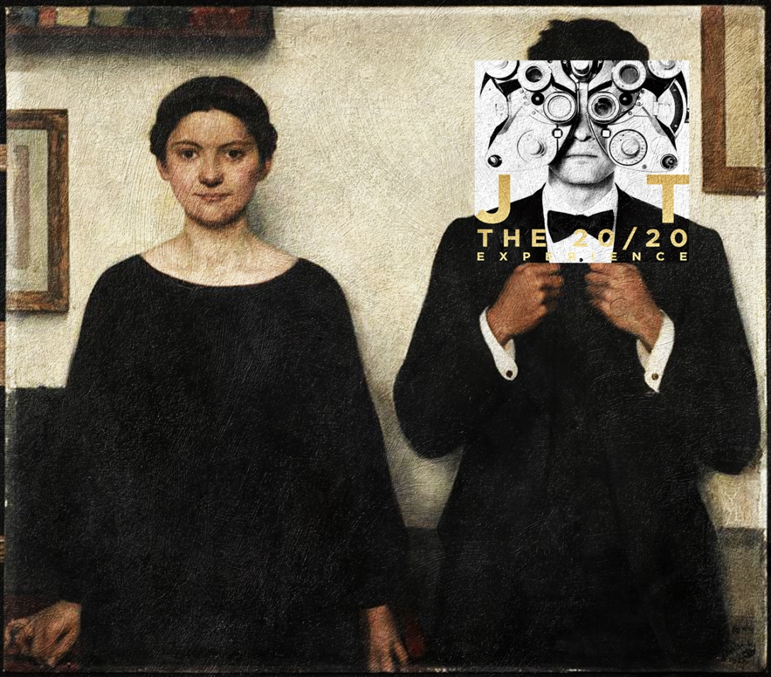 The 20/20 Experience, Justin Timberlake + Pierre i Valentine, André Devambez
