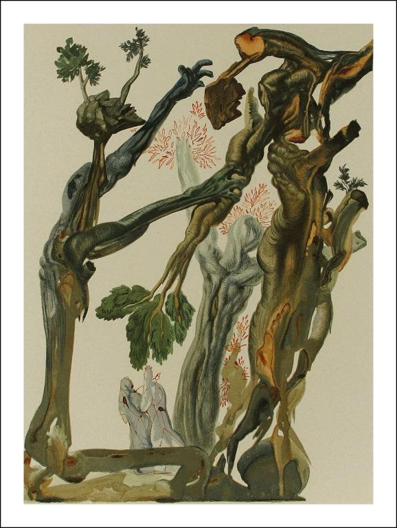 Drzewa i samobójcy