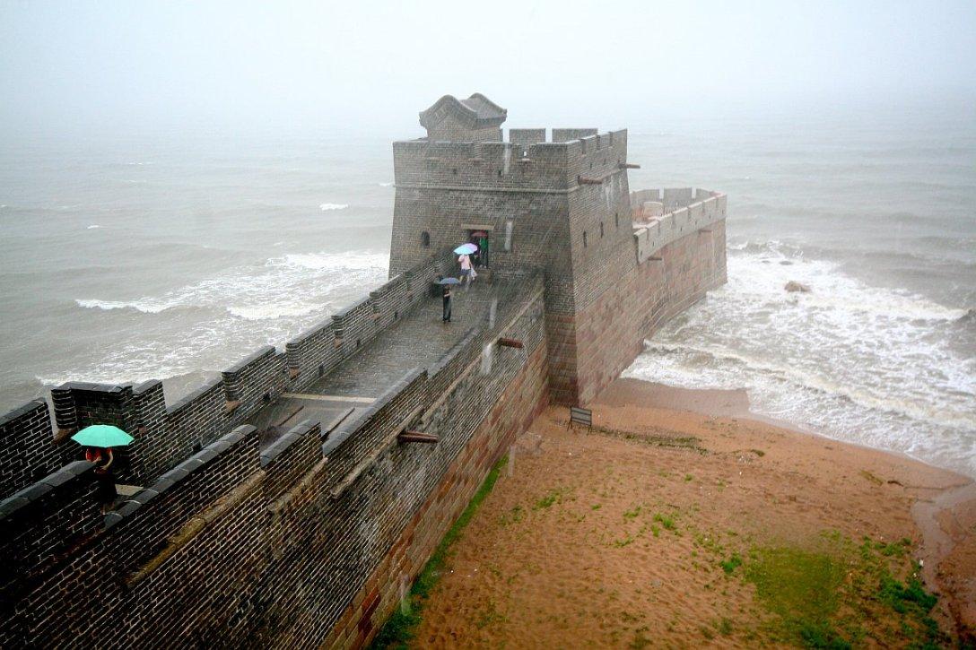 To koniec Wielkiego Muru!