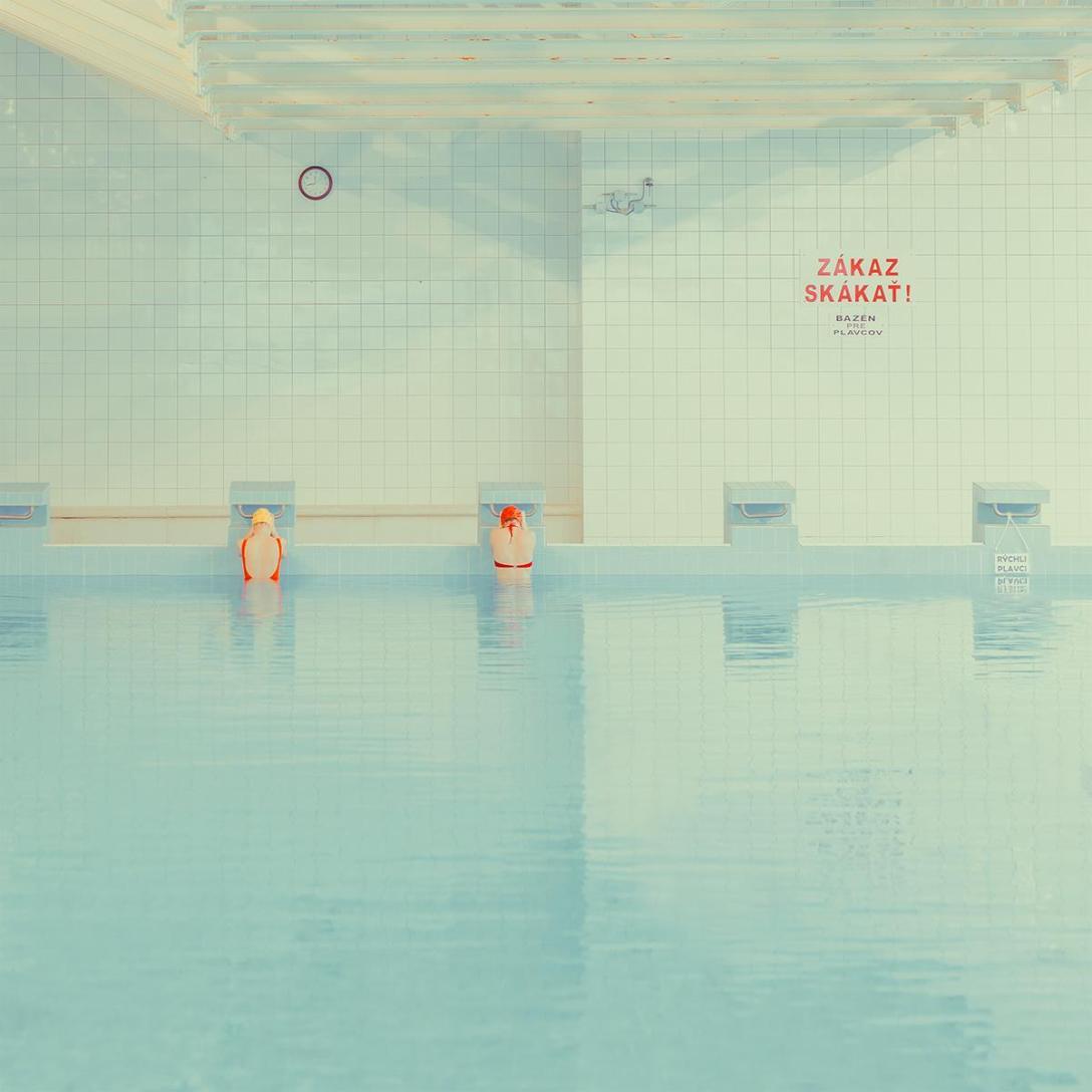 Jeszcze jeden basen (fot. Maria Svarbova)