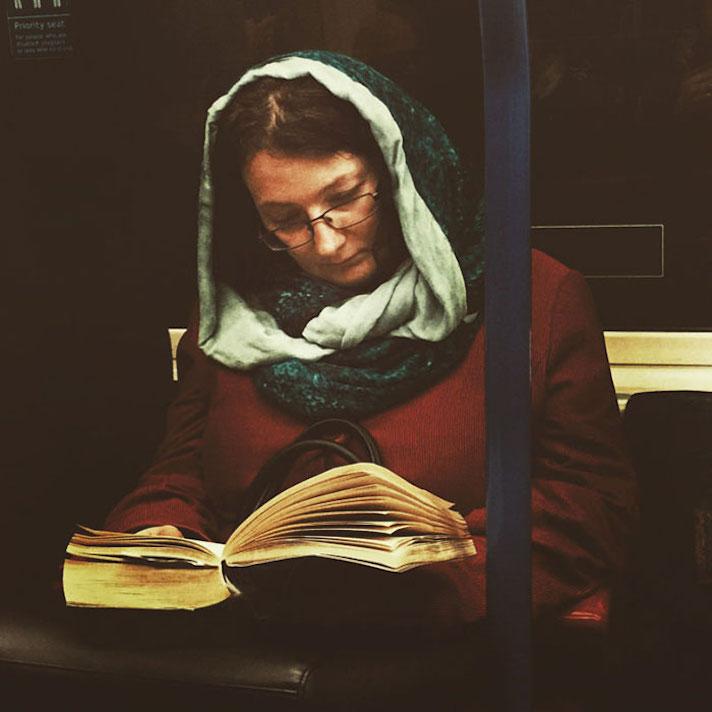 XVI-wieczne metro. (fot. Matt Crabtree)