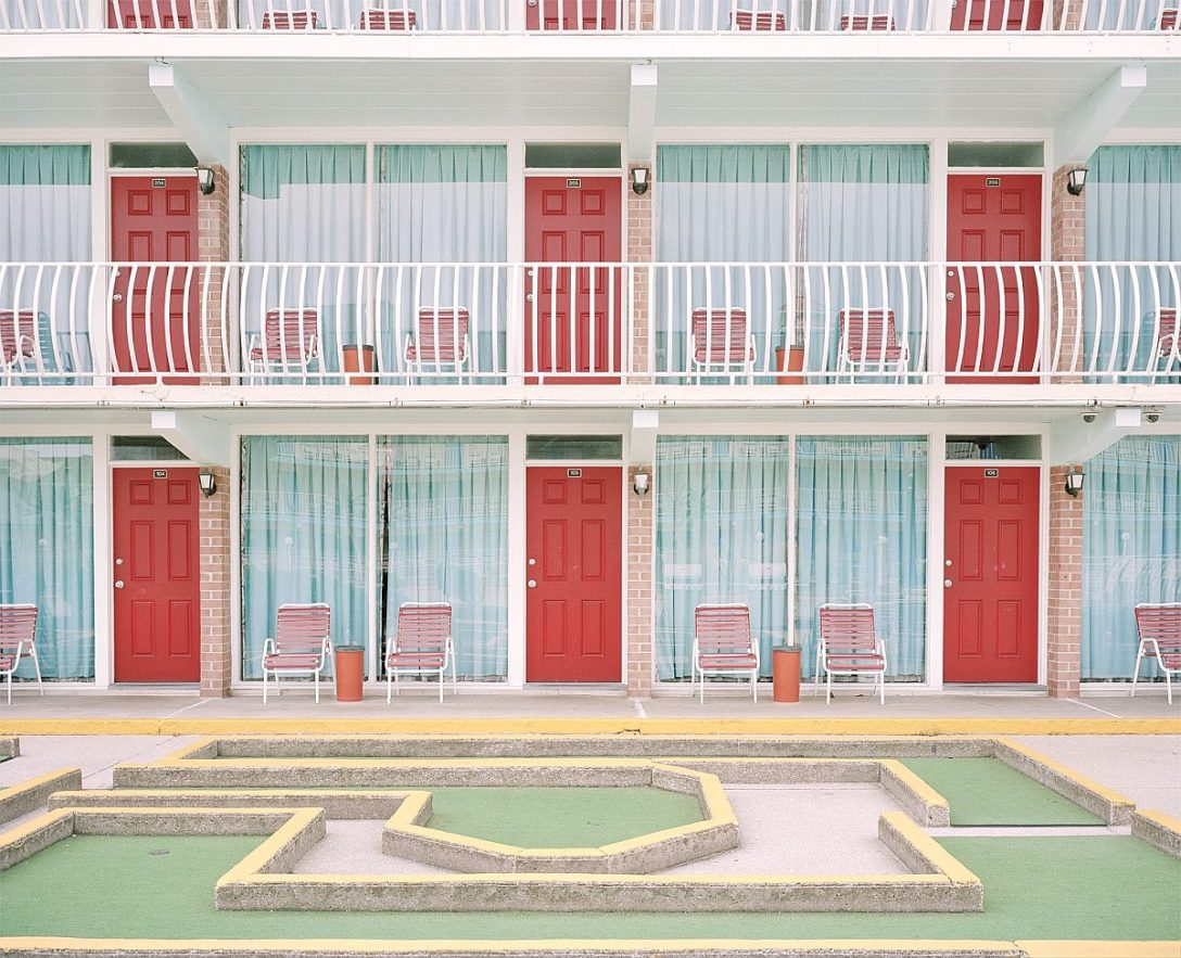 Gold Crest Resort Motel (fot. Tyler Haughey)