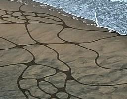 Gigantyczne, ale ulotne arcydzieła – kilka godzin i do piachu